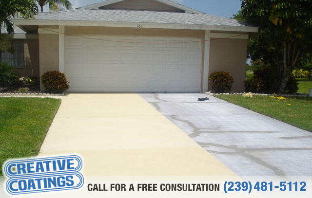 If you are looking for concrete repair in Ft Myers Florida