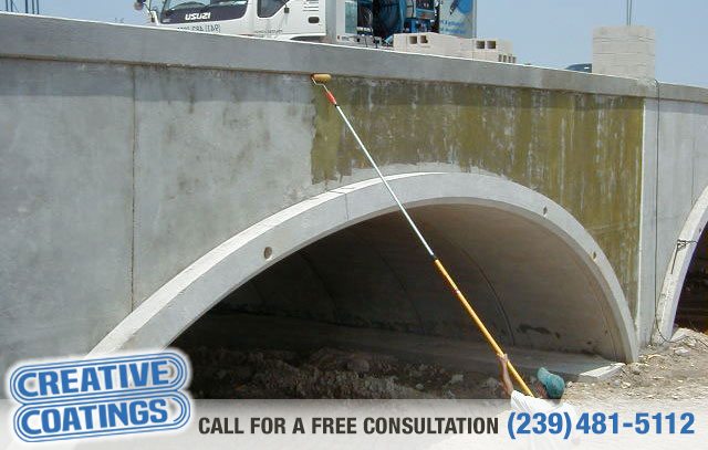 If you are looking for concrete specialty coatings in Ft Myers Florida