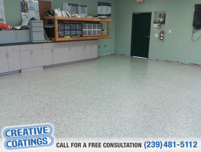 If you are looking for garage concrete coatings in Ft Myers Florida