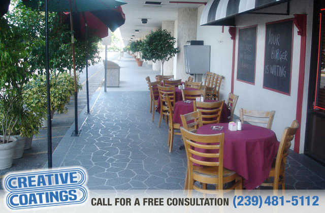 If you are looking for commercial silicone concrete coating in Bonita Springs Florida