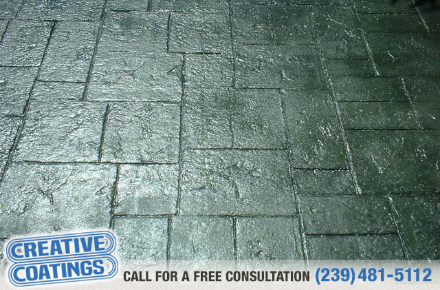 If you are looking for driveway silicone concrete coating in Bonita Springs Florida