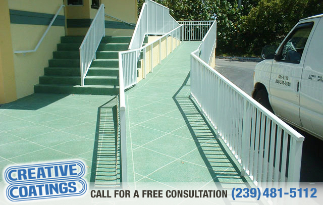 If you are looking for commercial concrete coatings in Cape Coral Florida