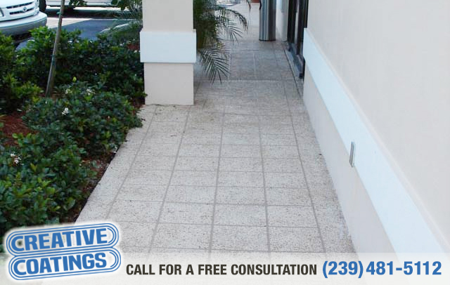 If you are looking for floor concrete coatings in Cape Coral Florida