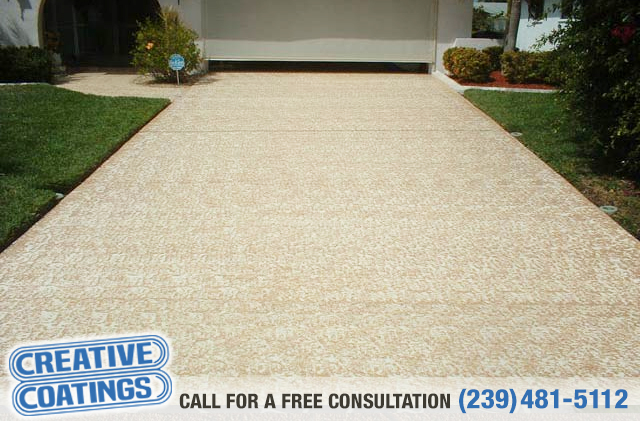 If you are looking for driveway concrete coatings in Florida