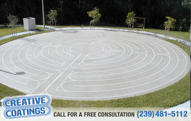If you are looking for commercial concrete coatings in Lehigh Acres Florida