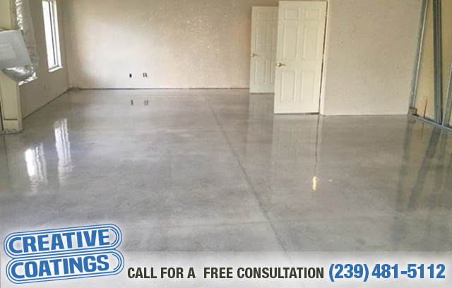 If you are looking for commercial acid stain concrete coatings in Naples Florida
