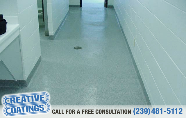 If you are looking for floor epoxy concrete coatings in Naples Florida