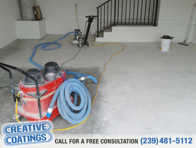 If you are looking for garage silicone concrete coating in Naples Florida